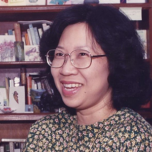 Anne Lee Tzu Pheng