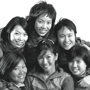 Singapore Women's Everest Team