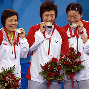 National Women's Table Tennis Team