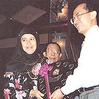 Sharifah Shaikha Ibrahim Alsree