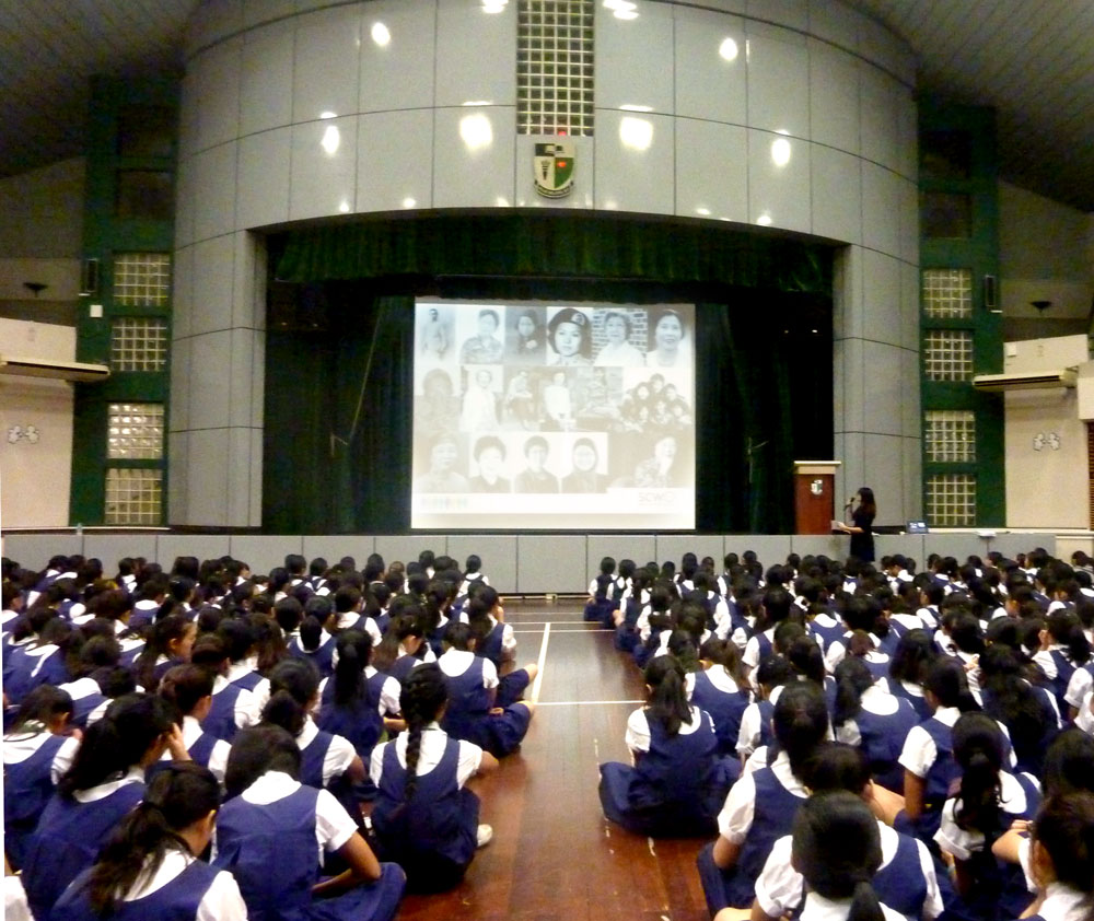 RGS Honours Alumnae as Part of National Day Celebrations