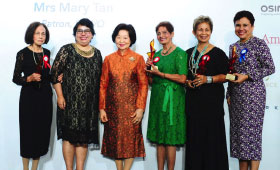 Marching to their Own Beats: Meet the 2016 Honourees to the Singapore Women's Hall of Fame