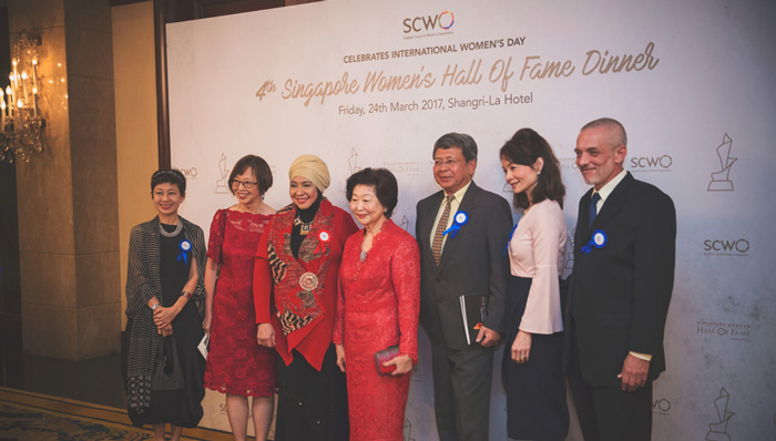 Through the Eyes of an Intern: Celebrating International Women's Day and the 2017 Singapore Women's Hall of Fame Induction Ceremony